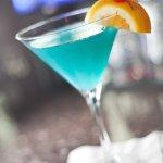 Bigg Blue Martini