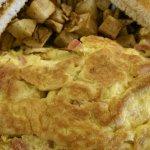 Pork roll omelet!!!! Yummm
