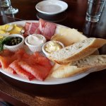 Fish Platter - Sunday Brunch