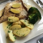 Skate wing - main course