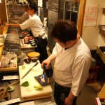 Chefs at work