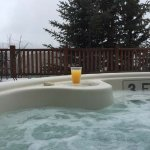 Jaccuzi on the Deck