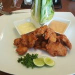 Chicken Karage Starter