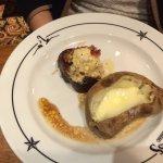Filet & Baked Potato