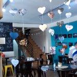 Cafe com Bolachas - Cafeteria照片