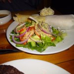 Steak Shawarma + Chicken Soup - Cedar's Eatery
