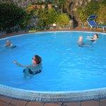 Thermal rooftop pool nice