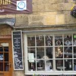 Favorite spot for tea in Chipping Campden