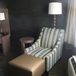 Comfortable Sitting Chair, Best Western Cotton Tree Inn, Sandy, Utah