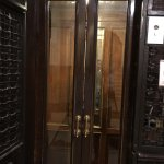 cute old times elevator up to hotel