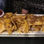 Kids Nachos, very good! Our grand-daughter ate it all!