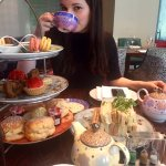Amazing afternoon tea @ The Cumberland Hotel