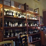 wine selection (part of)