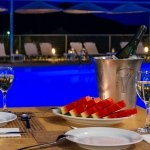 Dine at Pool