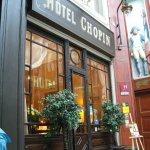 Foto di Hotel Chopin