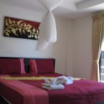 Inside view of standard double room