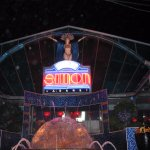 The famous Simon Cabaret - very close to Nirvana Inn