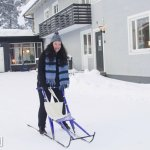 Kick sleds available out the front - free of charge
