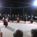 Cretan dancing.
