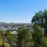 Ausblick auf Windhoek