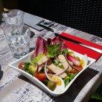 Entree - salade nicoise
