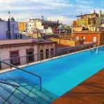 Hotel Barcelona Catedral Foto