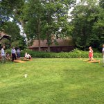 All sorts of lawn games