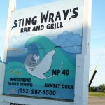 StingWray's Bar and Grill Foto