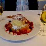 Marquesa Cafe's Special Key Lime Pie