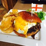 Red Coat Burger