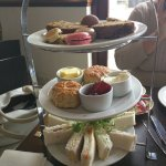 Great afternoon tea here!!