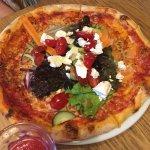 Pizza grecco