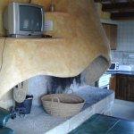 Comedor/Cocina/Sala estar de otro apartamento
