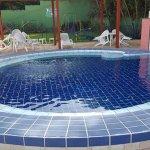 Hidro na piscina