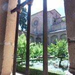 El claustro de la catedral