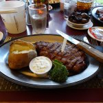 Grilled Prime Rib! One of the Best Steaks I have ever eaten!