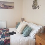Family room with en suite and sea views Sleeps 3