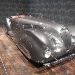 Art Deco Car Exhibit from 2014