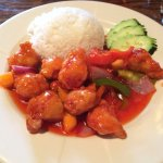 Thai Sweet & Sour Chicken