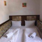 Our room at Villa Anri