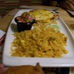 Chicken & Rice.