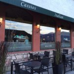 Cassios Italian Restaurant Jasper Alberta