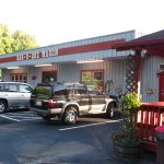 Bar-B-Que Wagon in Bryson City,NC