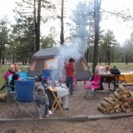 Camping at Dogtown