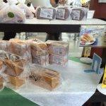 東関東自動車の酒々井サービスエリア内のパン屋さん