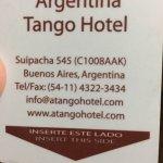 Argentina Tango Hotel afbeelding