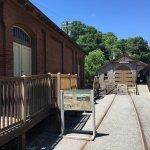 B&O Railroad museum (Ellicott City), external views