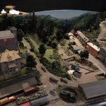 B&O Railroad museum (Ellicott City), HO gauge model display