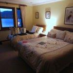 Loch-view suite
