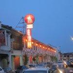 Goh Huat Seng Restaurant, Penang - street